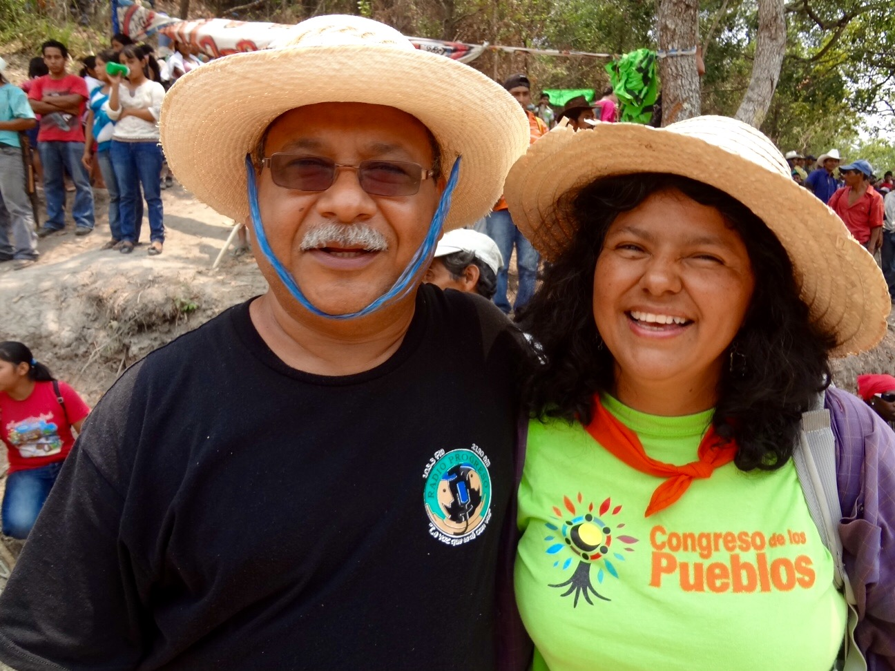 Stop the murders, bring justice to Honduras.