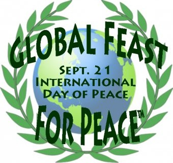 Global Feast on International Day of Peace